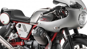 faster and faster: 2013 moto guzzi v7 racer, other variants, unveiled