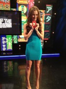 Candace Bailey in tight dress on AOTS 4/12/12