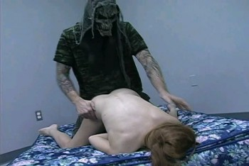 Monster Rape-Samantha Jo