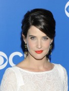 Cobie Smulders - 2012 CBS Upfront in New York 05/16/12