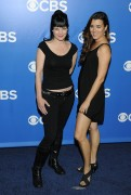Pauley Perrette - 2012 CBS Upfront in New York 05/16/12