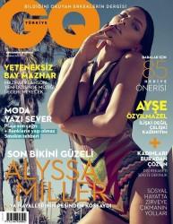 GQ Magazine (2012) Turkey