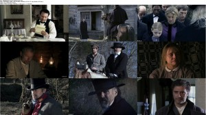 Download Bad Blood: The Hatfields and McCoys (2012) DVDRip 350MB Ganool