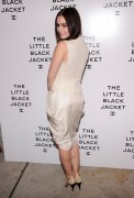 Lily Collins - The Little Black Jacket Chanel Exhibit in NY 06/06/12