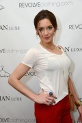 Katie Cassidy - The Launch Of Roman Luxe in Los Angeles 06/13/12