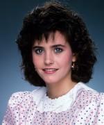 Courteney Cox from 1983