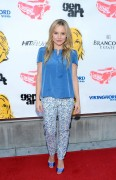 Kristen Bell - Hit & Run screening in Los Angeles 06/27/12