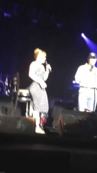 Kelly Clarkson receiving award at Freedomfest in Fort Hood- 7/4/12(video and 60 caps)*GREAT ASS SHOTS*