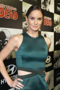 Sarah Wayne Callies - The Walking Dead 100th Issue event at Comic-Con 07/13/12